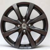 Диски WSP Italy MAGDEBURG MA03 W1903 ANTHRACITE 6,5x16 / 4x100
