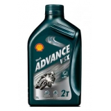Shell Advance VSX 2 1L