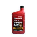 Ford MOTORCRAFT SYNTHETIC BLEND SAE 5W-20 USA 0,946L