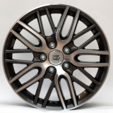 Диски WSP Italy IMPERIA HO08 W2408 ANTHRACITE POLISHED 7,0x17 / 5x114,3