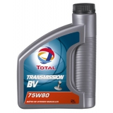 Total Transmission BV 75W-80 GL-4+ 2л