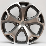 Диски WSP Italy MAX - MEXICO FO50 W950 ANTHRACITE POLISHED 6,5x16 / 5x108