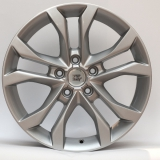 Диски WSP Italy SEATTLE AU63 W563 SILVER 7,5x17 / 5x112