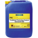 Ravenol  TTC Traditional Technology Coolant Concentrate  (1410100-020-01-999) 20 л