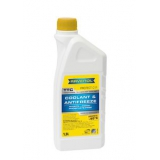 Ravenol TTC Traditional Technology Coolant Premix -40 (1410105-150-01-999) 1.5 л жовтий
