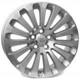 Диски WSP Italy ISIDORO FO53 W953 SILVER POLISHED 6,5x16 / 5x108